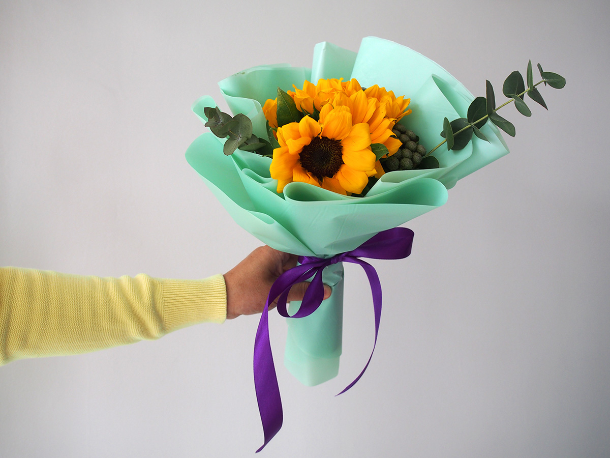 Trinity - sunflower