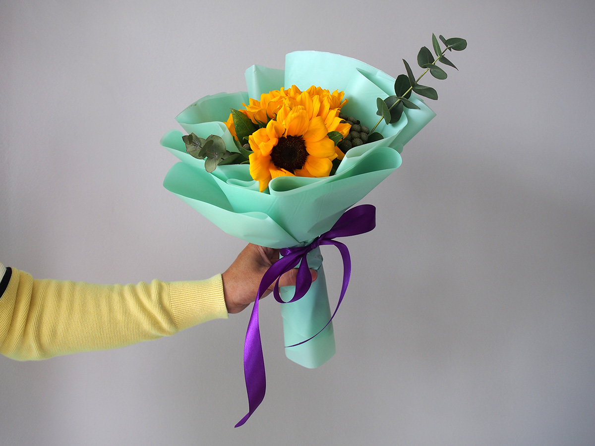 Trinity - sunflower 2
