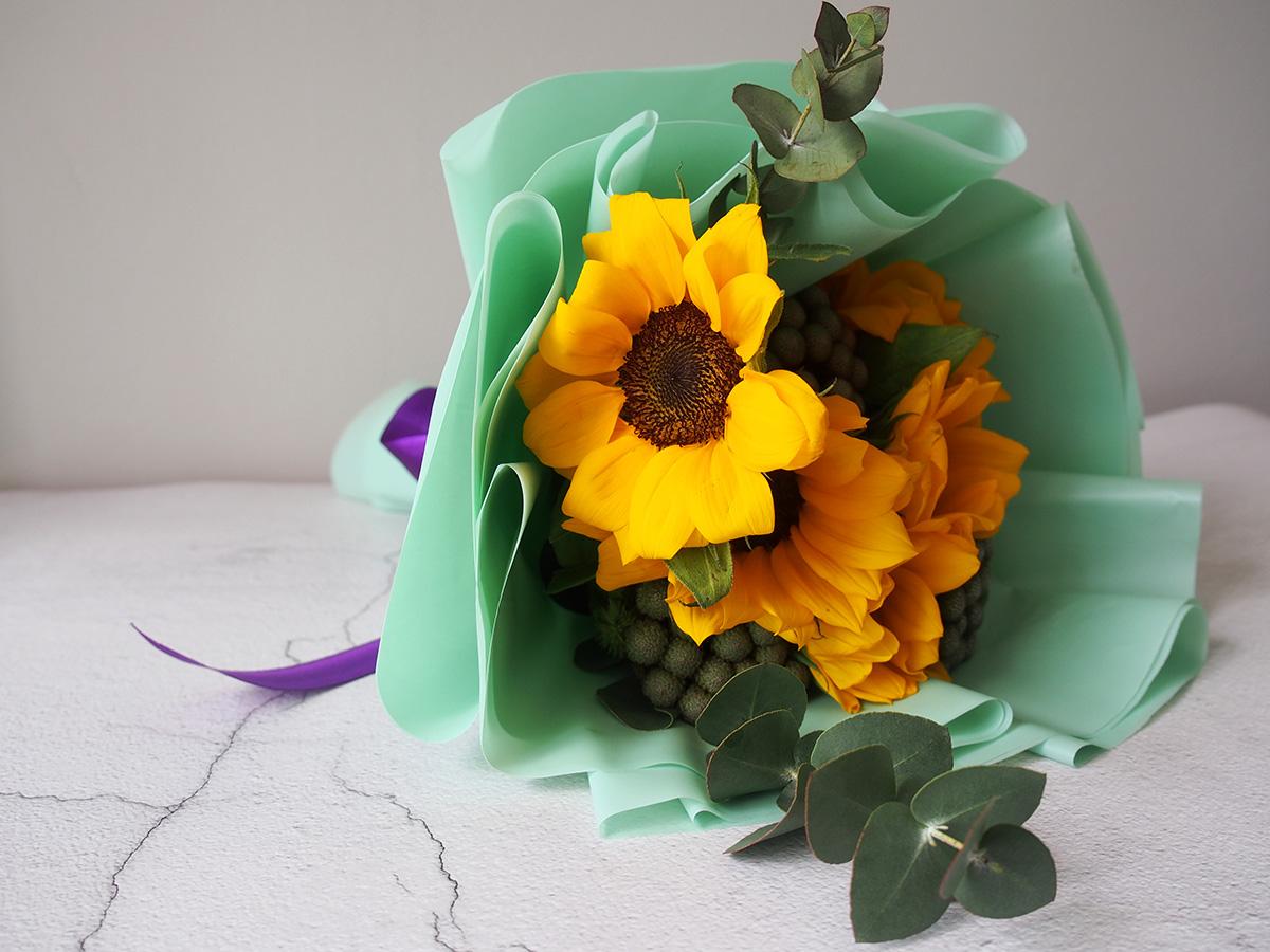 Trinity - Sunflower 4