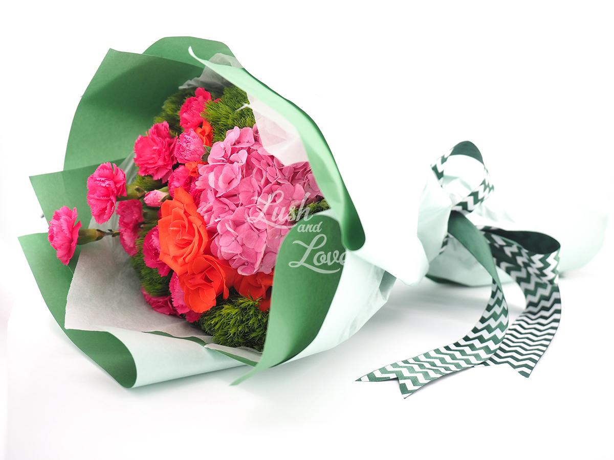 Nature's Bountiful Bouquet