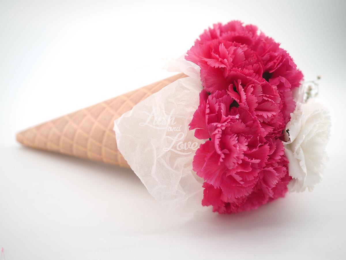 Mini Love Bloom cone