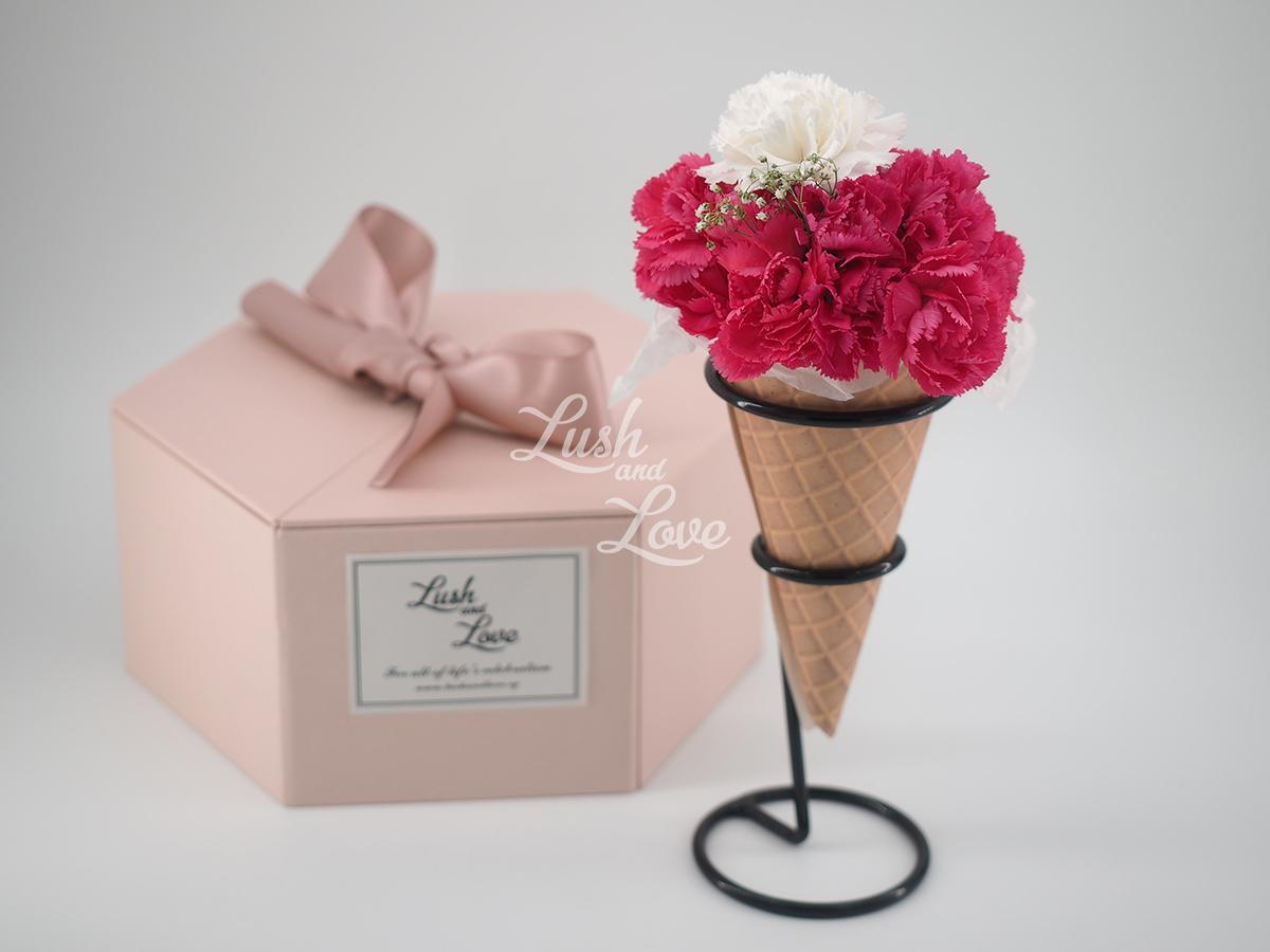 Mini Love Bloom cone 2
