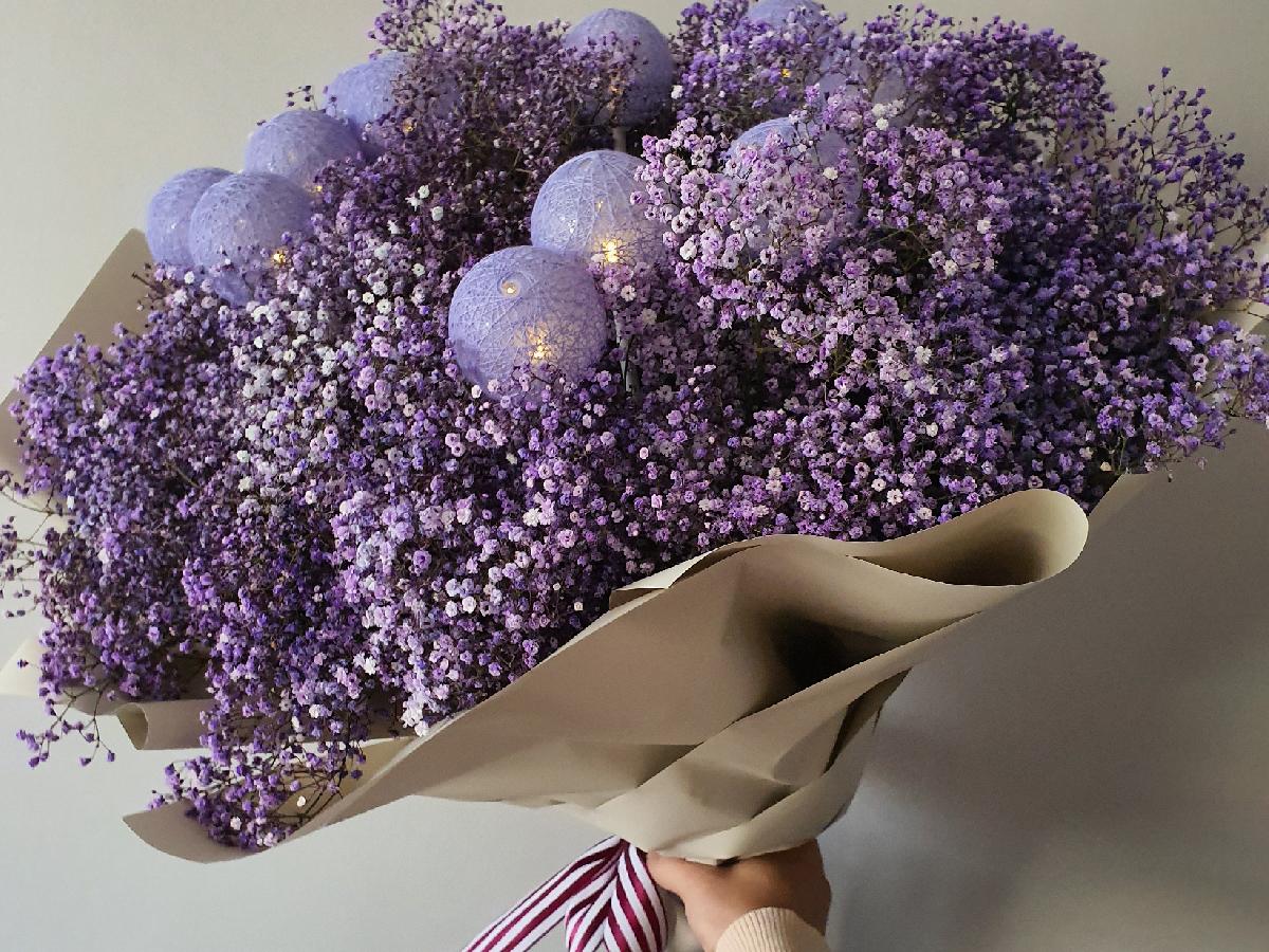 million stars purple